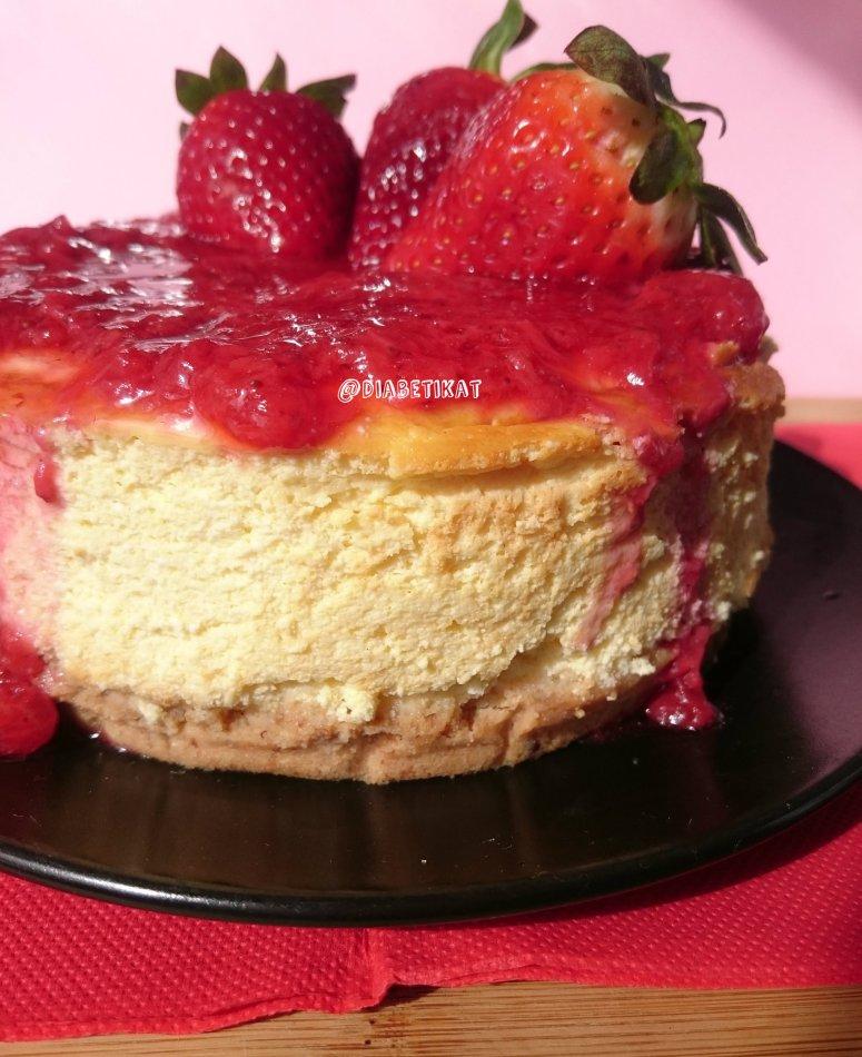Cheesecake diabetikat