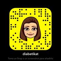 Mi Snapchat es diabetikat